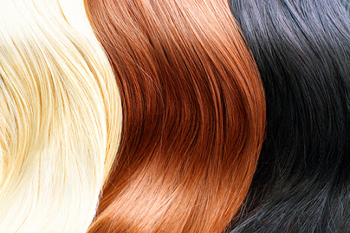 17 strange and unusual things to know (or not) about your hair -blindmaiden-3-colors
