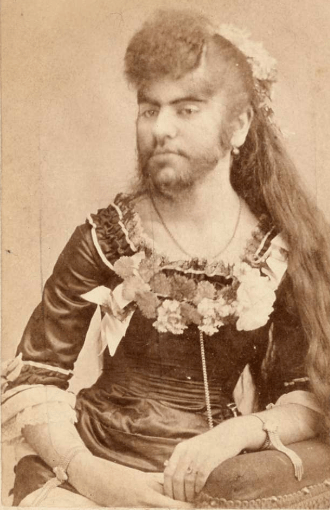 Annie-Jones-bearded-woman-barnum-circus